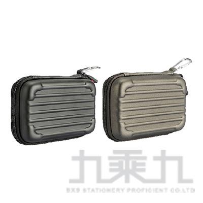 HONDONI A1馬卡龍亮彩多功能收納盒(時尚黑)