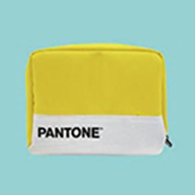PANTONE 3C 收納包-繽粉黃 PT-BPK000Y