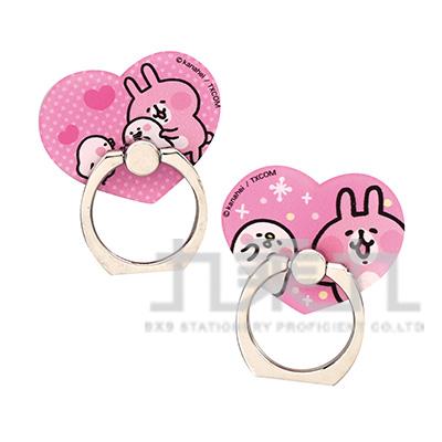KS愛心造型指環扣(3款)
