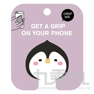 動物氣囊手機支架(企鵝)-簡單生活