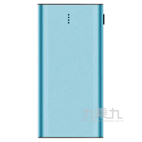 行動電源10000mAh-藍色 3A-15000-BL