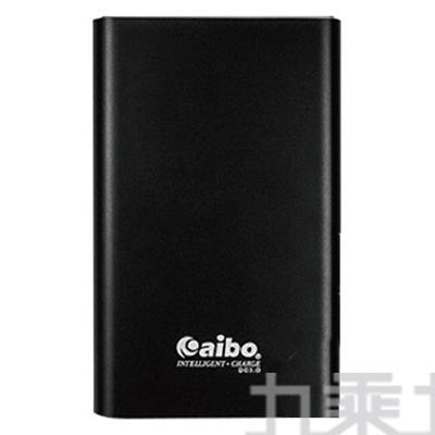aibo 極速緻美 12000 Plus QC3.0 快充行動電源-黑色