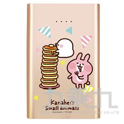 卡娜赫拉友達日常12000Plus輕薄時尚行動電源-可口鬆餅