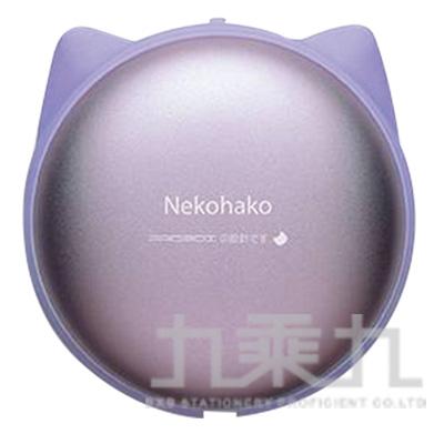 PROBOX淺草貓紫Type-C&Micro USB雙用充電傳輸線1M