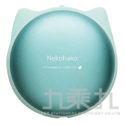 PROBOX淺草貓藍綠Type-C&Micro USB雙用充電傳輸線1M