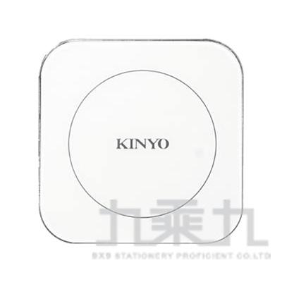 KINYO鋁合金無線充電板 10W WL-110