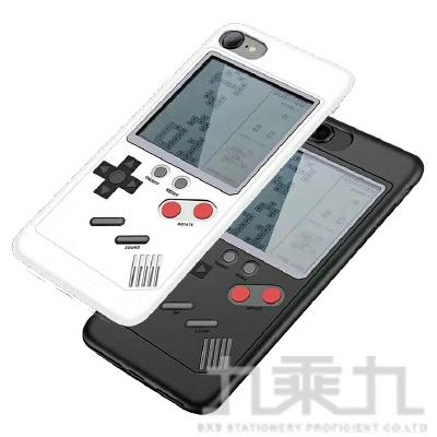 GameBoy遊戲機手機殼i7/i8(黑/白)  VC061