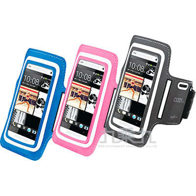 E-books N10 手機5.7吋以下手臂套-黑