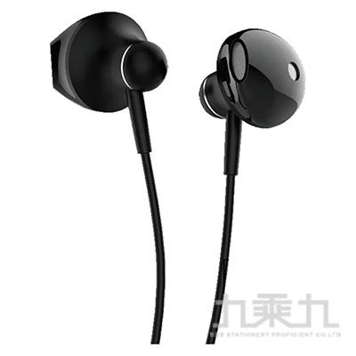 JELLICO金屬高質感系列線控耳機-黑