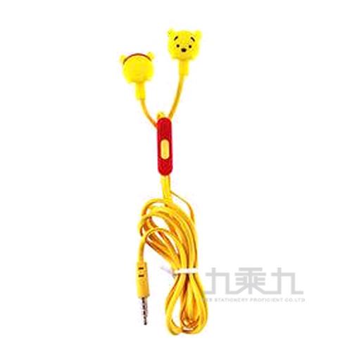 迪士尼(維尼)氣密式耳麥 F6-0003