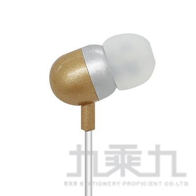耳麥 GT-596 智慧型手機用-金