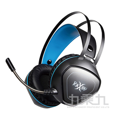 FOXXRAY 音振響狐USB電競耳機麥克風 FXR-SAU-18