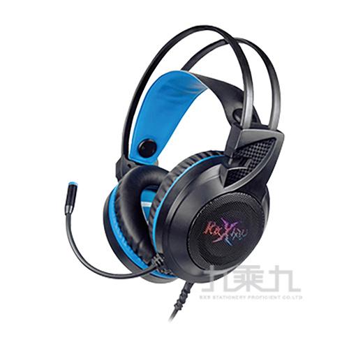 FOXXRAY 震頻響狐USB電競耳機麥克風 FXR-SAV-21