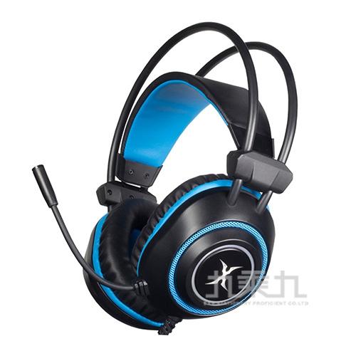 FOXXRAY FXR-SAU-26流聲響狐USB電競耳機麥克風