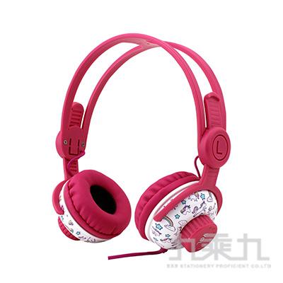 SonicGear KINDER 2兒童專用安全立體聲耳機_Girl