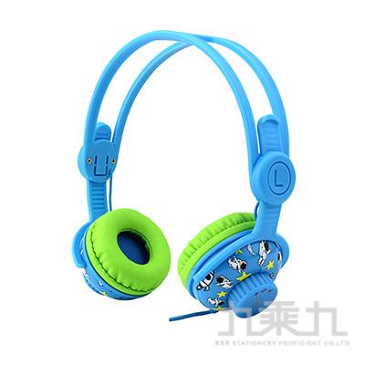 SonicGear KINDER 2兒童專用安全立體聲耳機_Boy