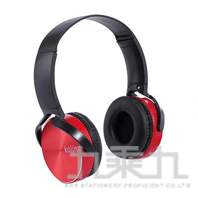 歌林立體聲耳罩式麥克風耳機 KER-EH626