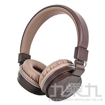 KINYO頭戴立體聲耳麥 IPEM-7023