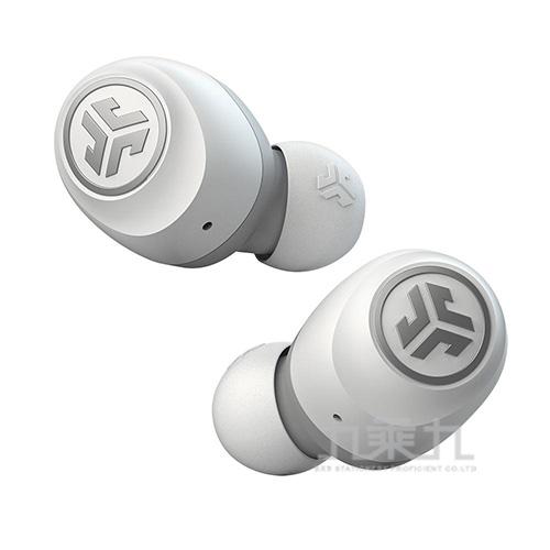 Jlab GO Air真無線藍牙耳機-白色