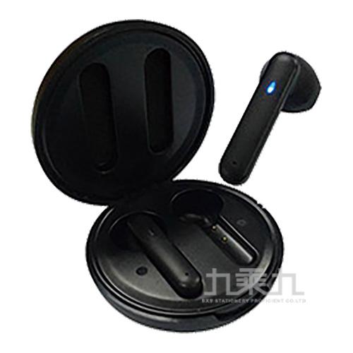 TOSHIBA真無線藍牙耳機-黑