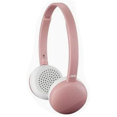 耳罩式藍牙立體聲麥克風耳機-粉 HA-S28BT-P