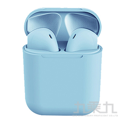 MusicRIDER TWS inPods12繽紛無線藍牙耳機/淺藍