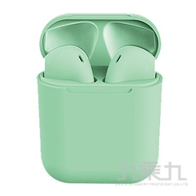 MusicRIDER TWS inPods12繽紛無線藍牙耳機/淺綠