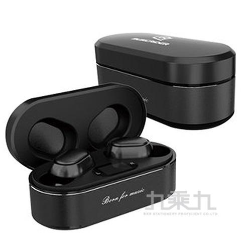 音樂騎士MusicRIDER T11真無線藍牙耳機-黑