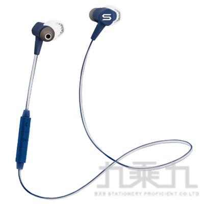 SOUL Run Free Pro X運動型無線藍牙耳機-動力藍