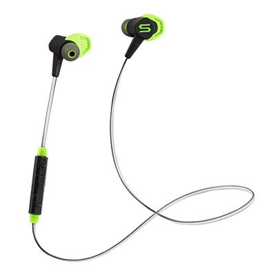SOUL Run Free Pro X運動型無線藍牙耳機-閃電綠