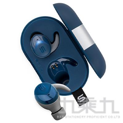 SOUL ST-XS2 高性能真無線藍牙耳機-海軍藍