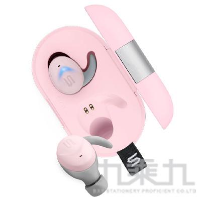 SOUL ST-XS2 高性能真無線藍牙耳機-櫻花粉紅