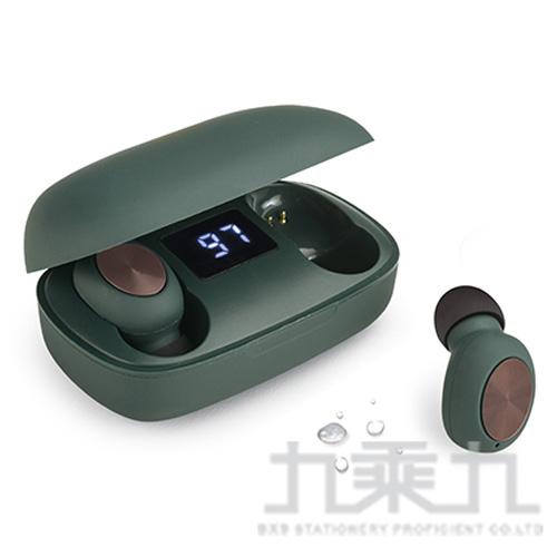 RASTO RS18 真無線藍牙5.0耳機-綠 R-EPA022GN