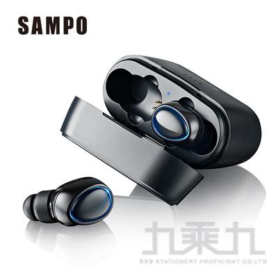 SAMPO聲寶迷你雙耳藍牙耳機 BEN851CP-1