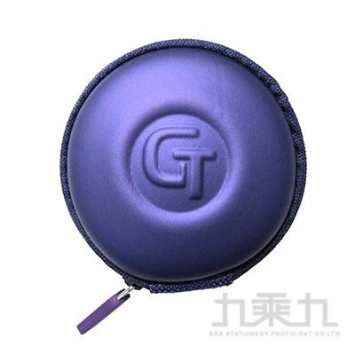 GT-1002 3C耳機收納包-紫