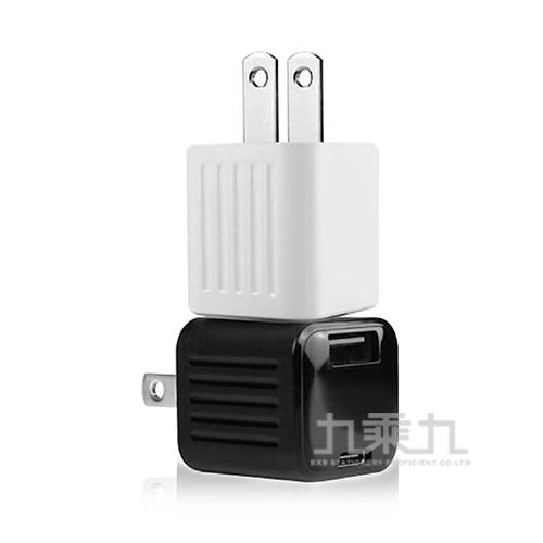 KooPin 迷你18W PD+QC極速充電器(黑/白) (款式隨機出貨)