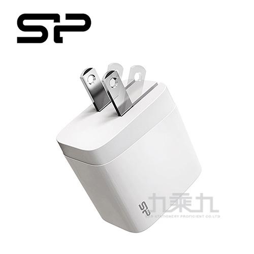 廣穎QM15-白PD/QC3.0快充充電器18W