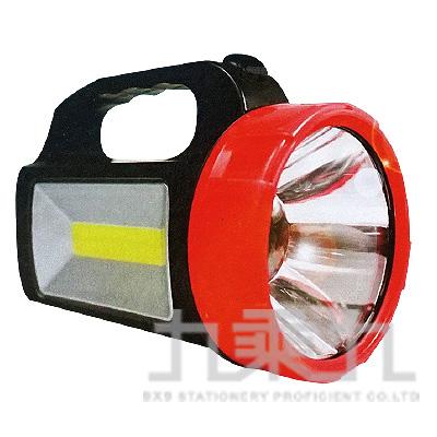 18W電池式COB+LED工作探照燈 AF301