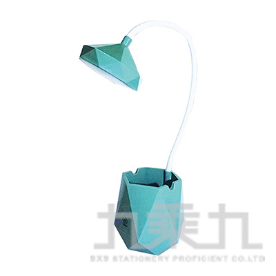 鑽石LED觸控彎管筆筒檯燈 SC-LD3168