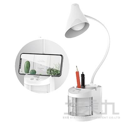 NaKay LED充電式五合一檯燈 NLED-537