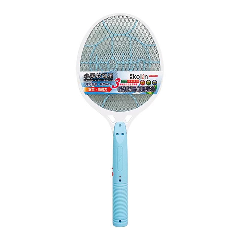 歌林充電式三層小黑蚊電蚊拍 KEM-DL02