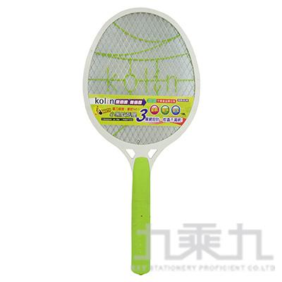 歌林三層電池式電蚊拍-綠 KEM-DL06