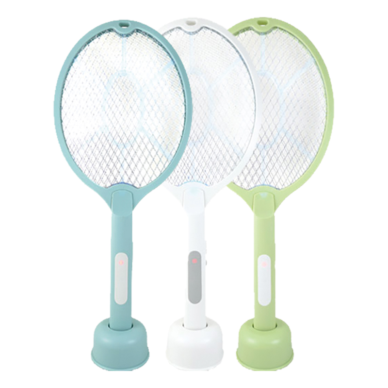 充電式電蚊拍+補蚊燈EDS-P5693