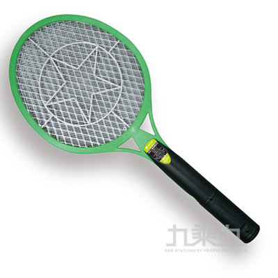 KINYO 安全三層網電蚊拍(電池式) CM-2210