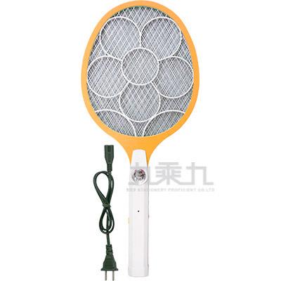 99#KINYO大網面分離式充電捕蚊拍 CM-2225