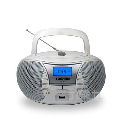 TOSHIBA USB/CD手提收音機