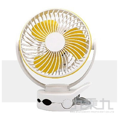 MYCEII 020多功能可夾可立電風扇-白色