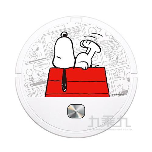 SNOOPY史努比三合一掃地機器人-紅屋