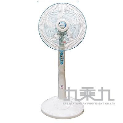 90#歌林14吋涼風立扇-藍 KF-SH14A01