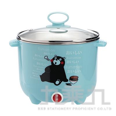 熊本熊雙層防燙美食鍋 MG-PN101